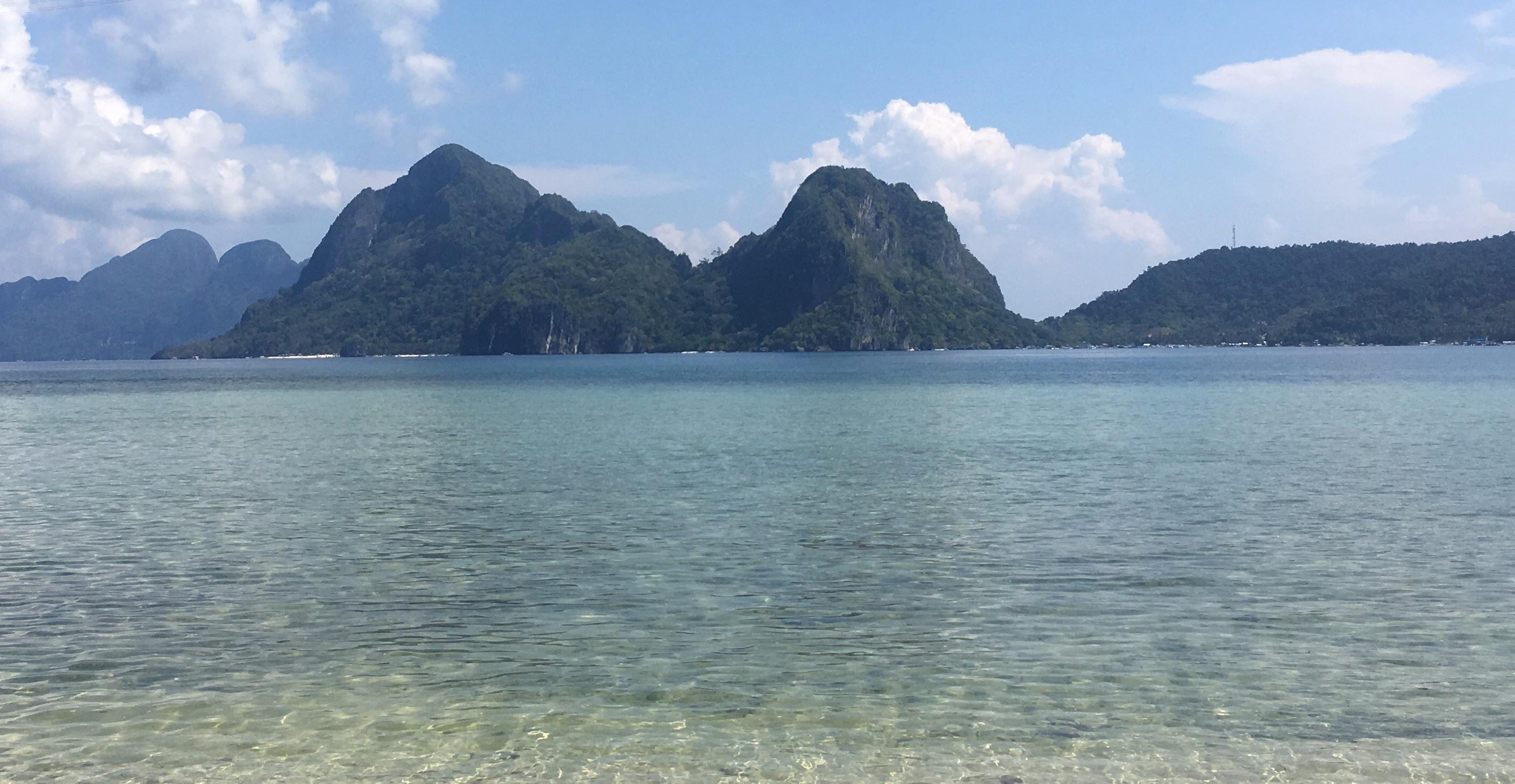 Marimegmeg (paradise) beach